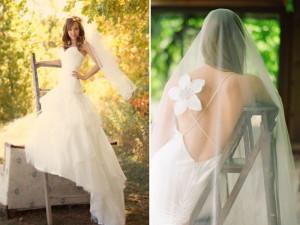 5 Rustic Wedding Ladder Decor Ideas