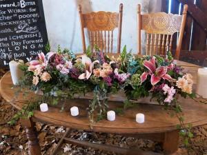 Caryn & Bradwell Groenrivier – Real Wedding Decor