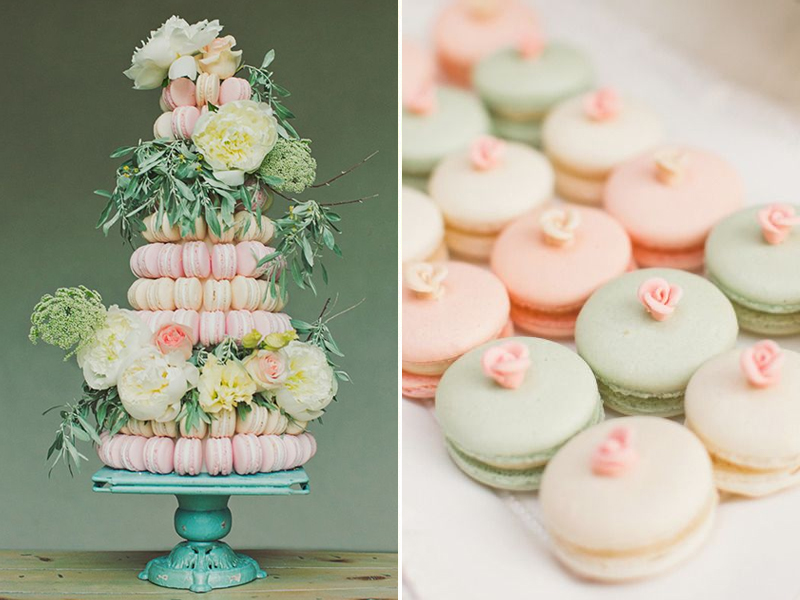 Quirky Parties - Cake Alternative, Macarons