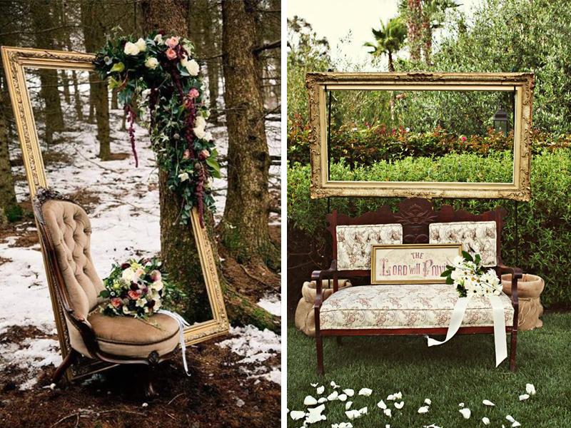Wedding Backdrops Arches – Frames