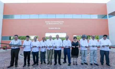 El CIMAT ya tiene sede en el Parque Científico Tecnológico de Yucatán