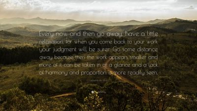 Leonardo da Vinci Quotes (32 wallpapers) - Quotefancy