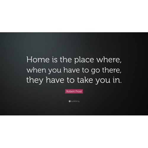Medium Crop Of Quotes About Home