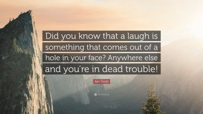 Ken Dodd Quotes (15 wallpapers) - Quotefancy