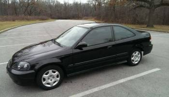 Honda Civic 2000 Ex 4 Door