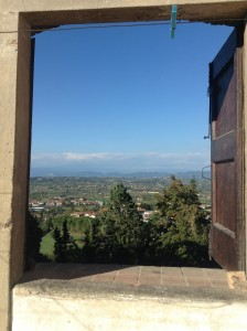 San Miniato Alto - from the convent