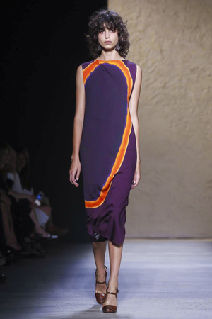 Narciso Rodriguez Beard Fashion Show Ready to Wear Collection Spring Summer 2016 in New York