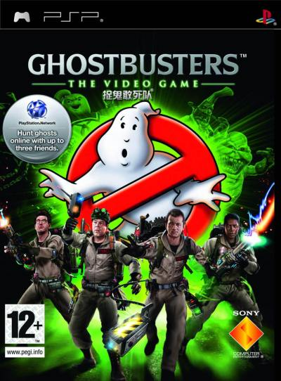 Ghostbusters - The Video Game (USA) ISO