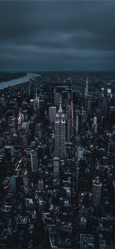Empire State Building iPhone X Wallpaper Download | iPhone Wallpapers, iPad wallpapers One-stop ...