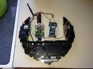 Electronics Mounting Board 002