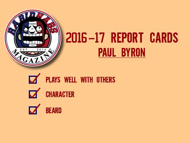 Paul-byron-report-card