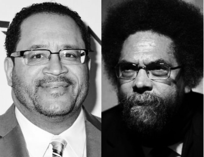 MICHAEL ERIC DYSON AND CORNEL WEST ARE AT WAR — AND BLACK PEOPLE ARE COLLATERAL.