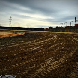 Fall Maintenance at New Egypt Speedway in New Jersey