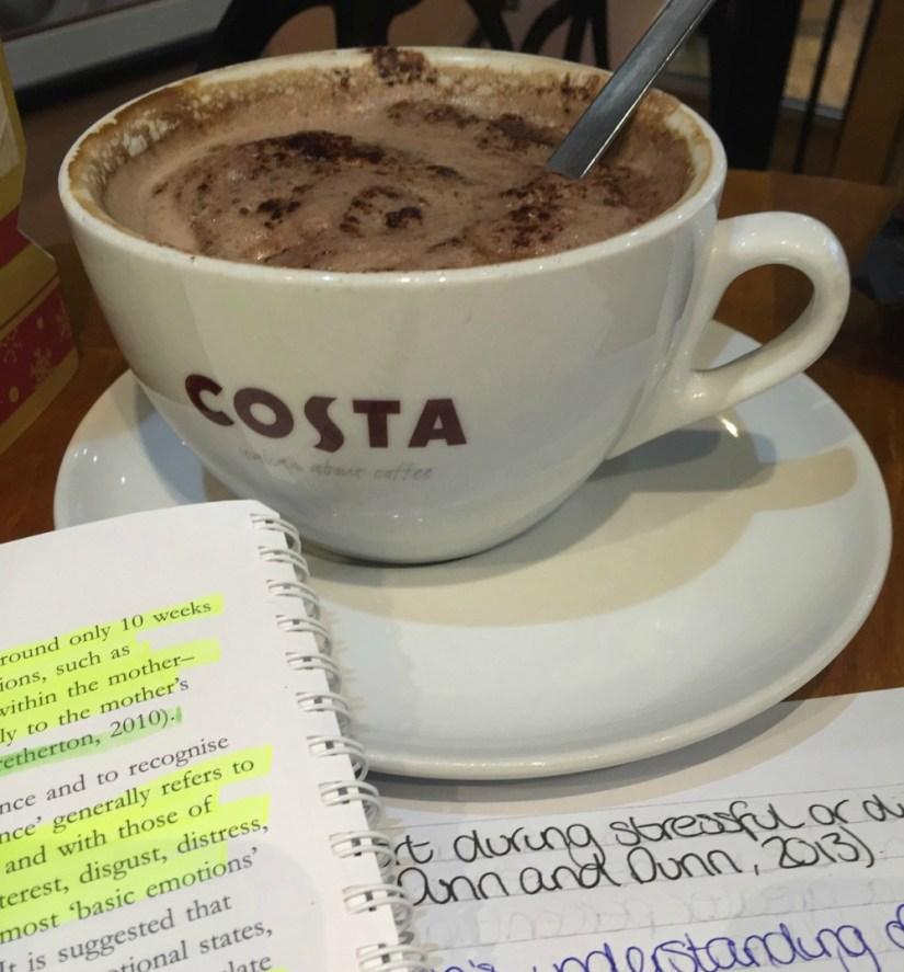 coffee shop studies