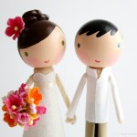 Cake Topper Faces