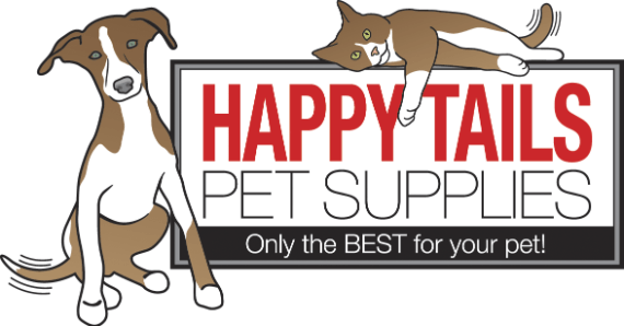Happy Tails Pet Supplies is sponsoring Angie the cat.