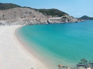Eine Erfrischungspause an so einem Strand ist immer willkommen
