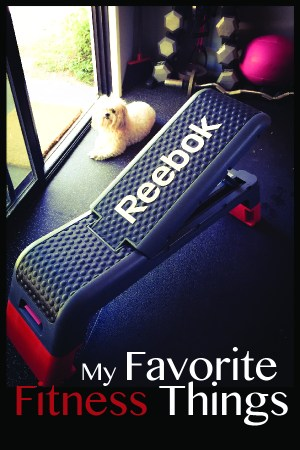 "Favorite Fitness Things-Reebok Deck. There are a lot of fitness gadgets out there. To make it on my list of ""Favorite Fitness things' is not easy. My list is small and it's been a long time since I've added to it."