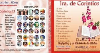 PRIMERA DE CORINTIOS 13.. UN ALBUM HECHO PARA EL AMOR. ESCUCHE Y REGALE EN ESTE TIEMPO DEL AMOR Y LA AMISTAD