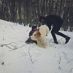Leia, Carina şi Vlad