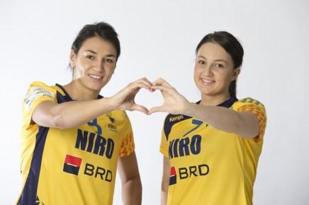 [FOTO] Lotul României pentru Campionatul European din Suedia