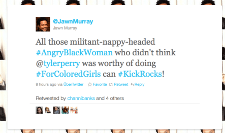 jawnmurray1 OH NO: Tom Joyners Entertainment Reporter Jawn Murray Insults Black Women, Causes Uproar