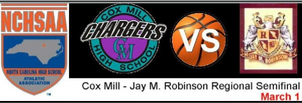 cox mill jay sign
