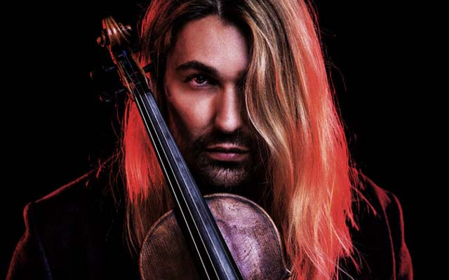 DAVID GARRETT: Tour-Termine 2018
