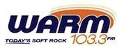 Warm 103 103.3 Wink 104 WNNK WARM-FM Harrisburg Lancaster York Cumulus