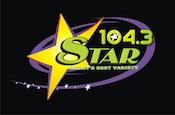 Star 104.3 KCAR Baxter Springs LOL Radio Joplin Miami Pittsburg Today's Best Variety