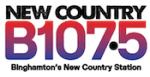 B107.5 New Country WBBI Binghamton Bobby Bones