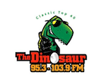 The Dinosaur Radio 103.9 WNDR Mexico Oswego 95.3 Syracuse Nick Caplan Bob Brown