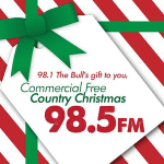 Country Christmas 98.5 W253BK Lexington 98.1 The Bull WBUL WBUL-HD2