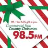 Country Christmas 98.5 W253BK Lexington 98.1 The Bull WBUL WBUL-HD2