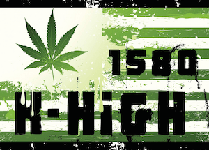 1580 KHIgh KHIG K High Colorado Springs Pot Talk Radio Marijuana SoCo Radio Dr. Gene Hood Pilgrim Communications