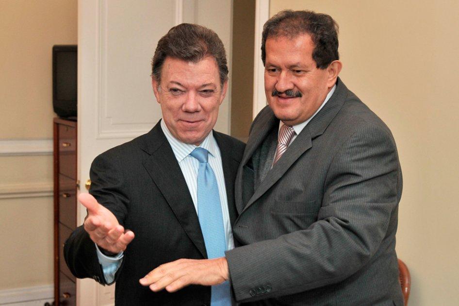 Guerrilla colombiana ELN no voluntad del Gobierno para acuerdo de paz