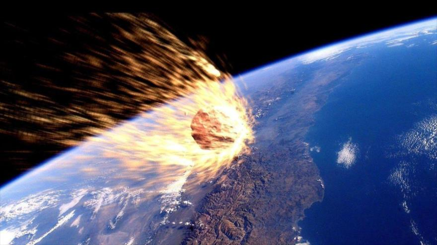 Alan Fitzsimmons advirtió de que nuestro planeta no está preparado para un inminente impacto de un asteroide.
