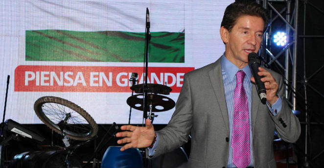 Luis Pérez Gutiérrez, Goberrnador de Antioquia