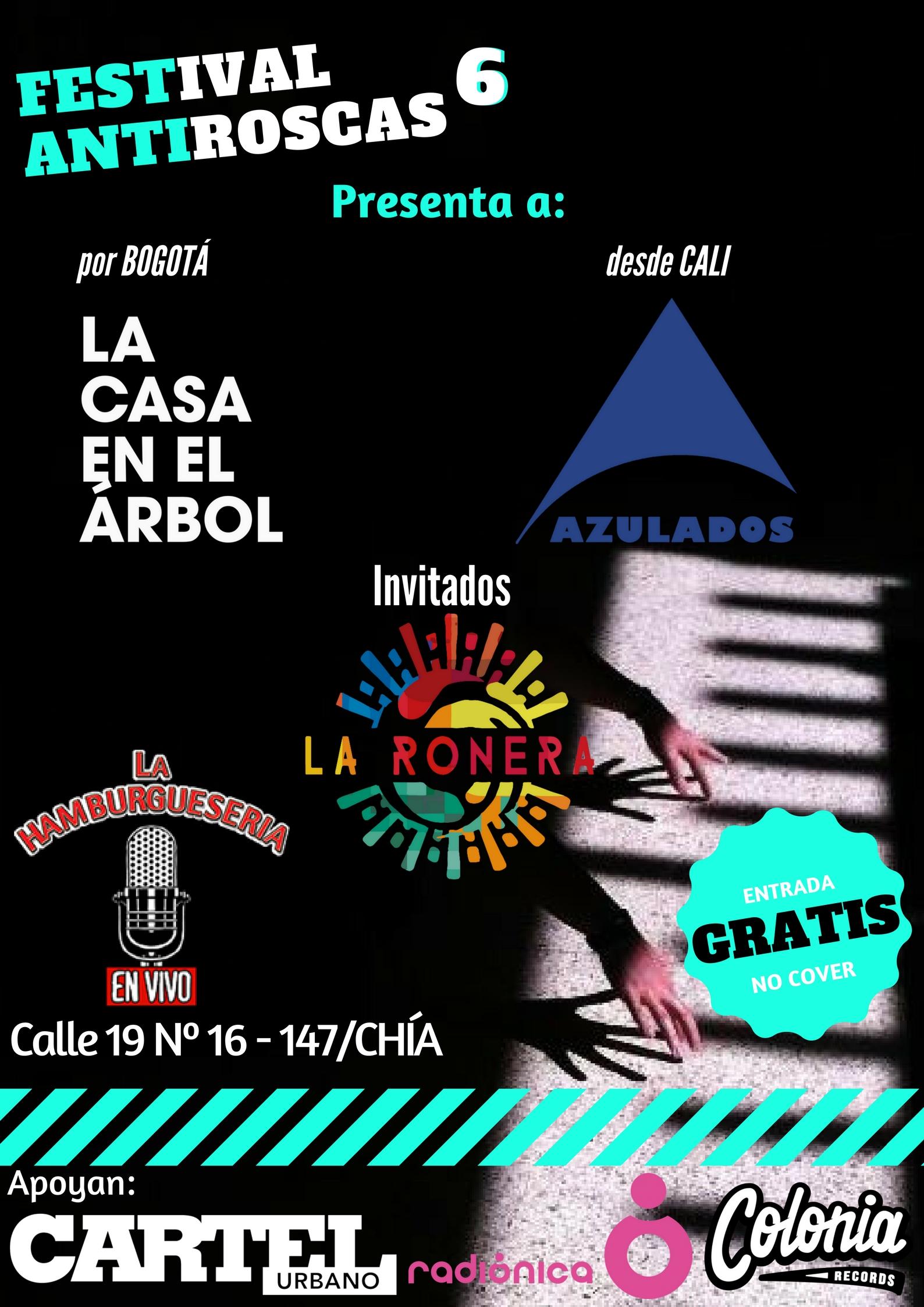 Fiestón en Chía - 30 de junio