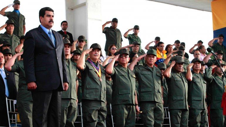 Una campaña nacional de reflexión contra la violencia propuso presidente Maduro