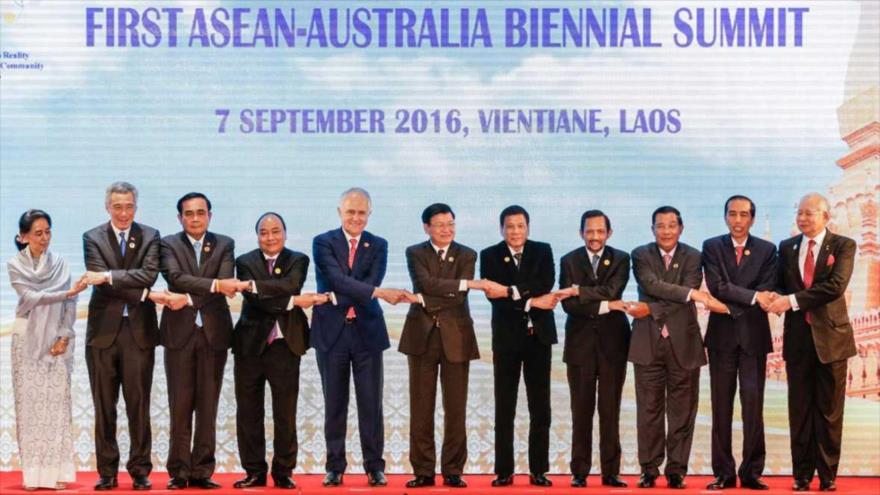 Varios de los países de mayor crecimiento en el mundo pertenecen a la Asociación de Naciones del Sudeste Asiático (ASEAN).