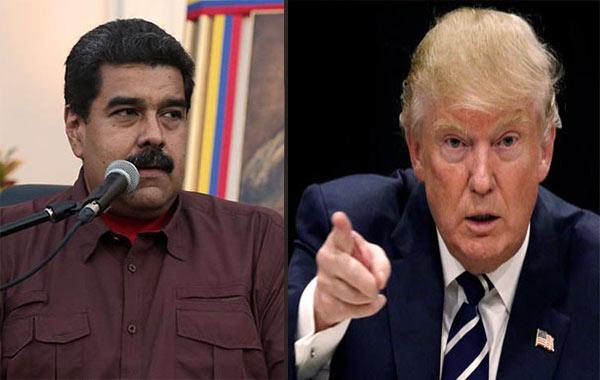 Maduro-Trump