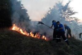 Săptămâna trecută pompierii DSE Orhei au lichidat zeci de incendii