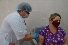 La spitalul din Orhei a început vaccinarea cadrelor medicale contra COVID-19