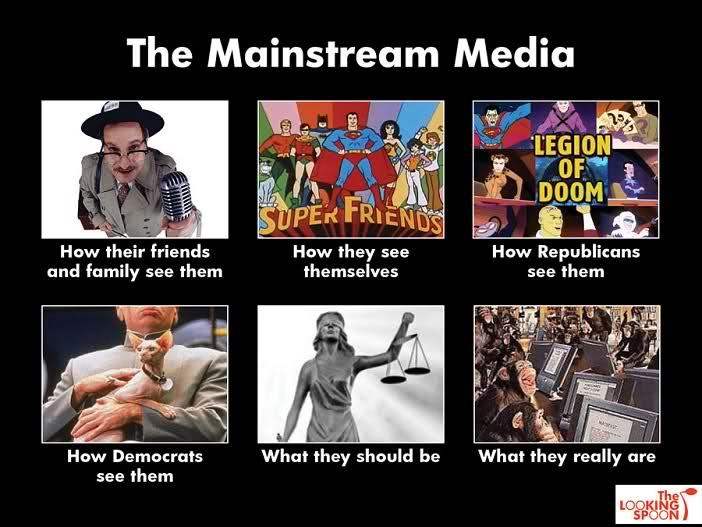 The Mainstream Media