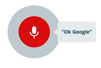 """Chrome, el famoso navegador de Google lanzó hoy su extensión """"Google Voice Search Hotword"""", que permite comunicarte con Google a través de tu voz."""