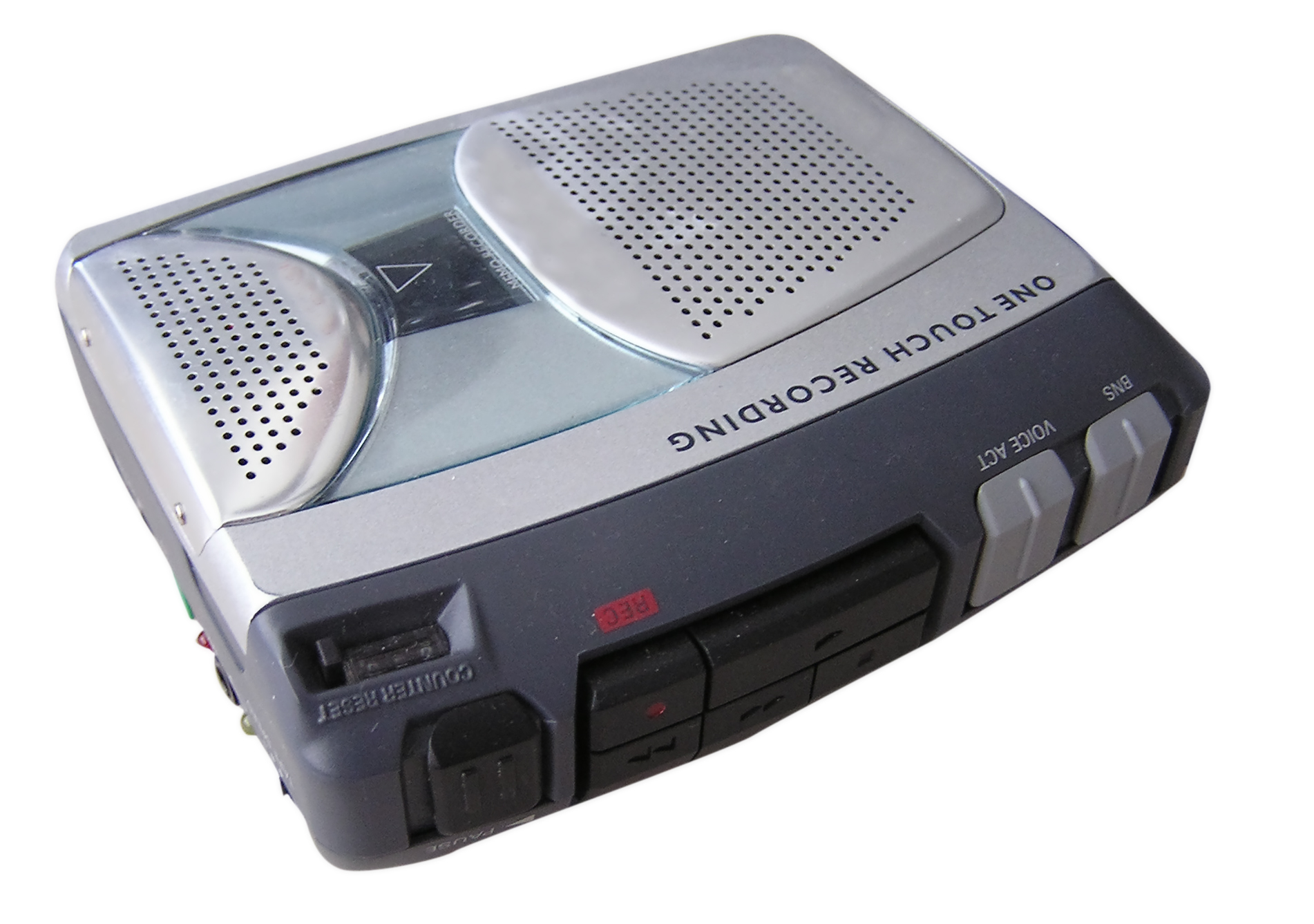 Enregistreuse à cassette