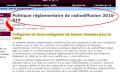 Et voilà ! La Politique réglementaire de radiodiffusion 2010-819 portant sur les catégories et sous-catégories de teneur révisées pour la radio est là