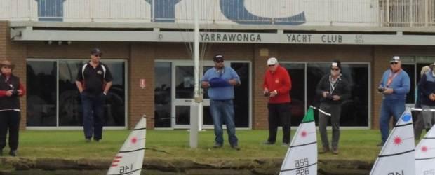Radio Yachting at Yarrawonga