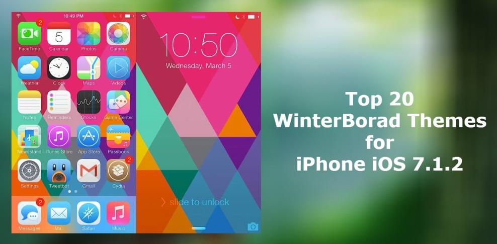 Для тех из вас, кто недавно взломанный их iPhone работает IOS 7.1.2 с помощ